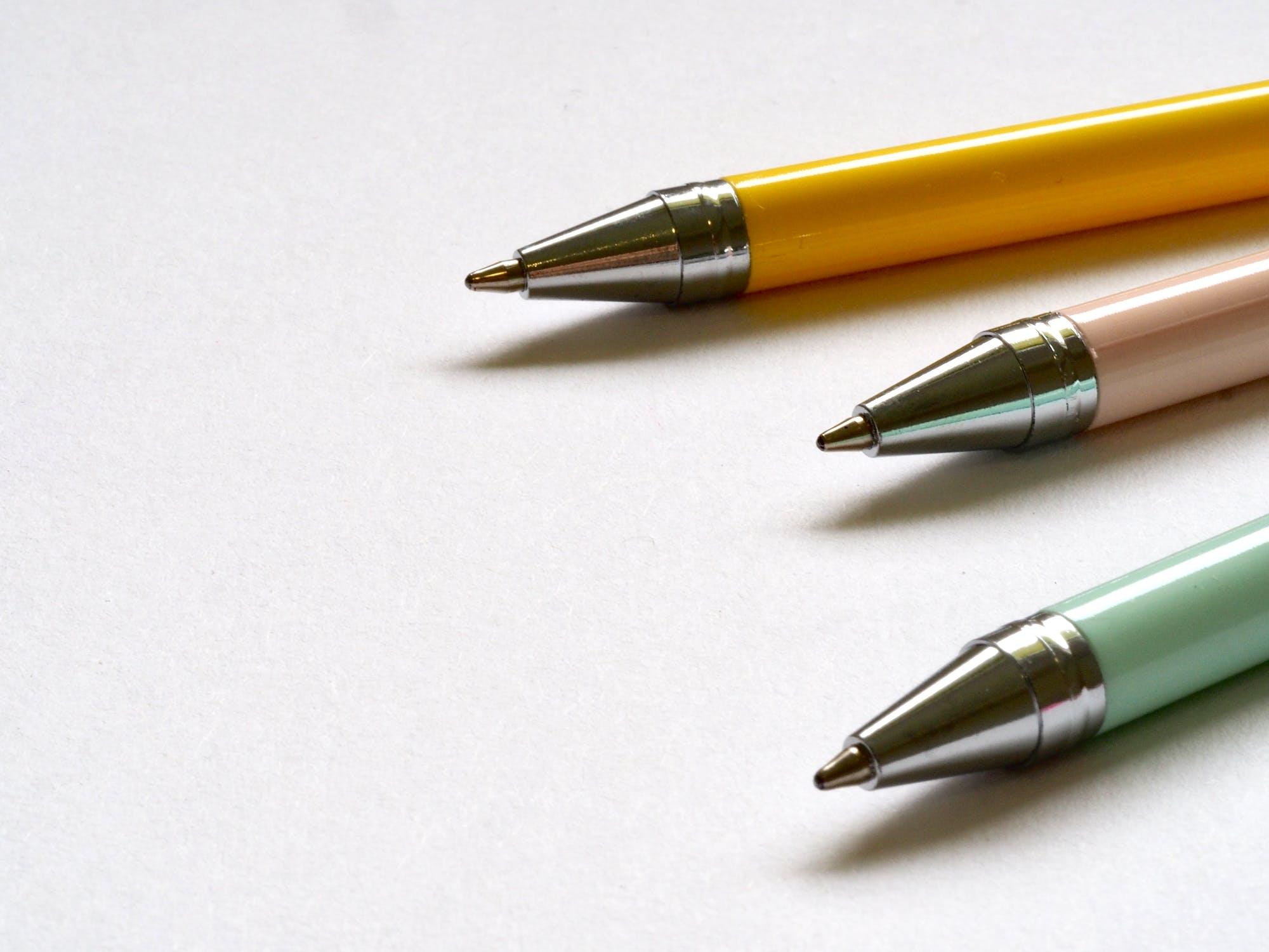 pennen bedrukken artikel